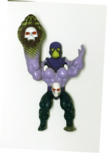 Musculoids figure: Battlesnake