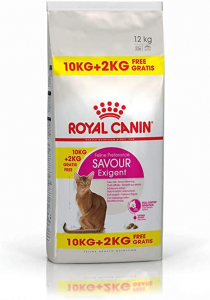 ROYAL CANIN - Savour  Exigent 10 kg+ 2 kg Omaggio