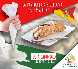 Cannolo Grande Siciliano in Offerta a 1 €