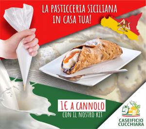 Cannolo Grande Siciliano in Offerta a 1 €
