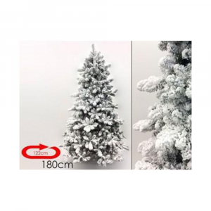 General Trade Albero Di Natale Everest Innevato 1,80Mt