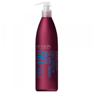 Revlon Proyou Texture Strong Hair Gel 350ml