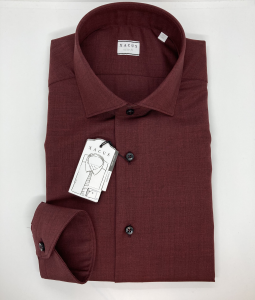 Camicia in merinos Xacus