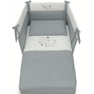 Piumone Paracolpi linea Baby Dream by Azzurra Design