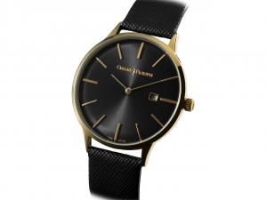 Cesare Paciotti Time Style, SOLO TEMPO - ERIC GOLDEN BLACK