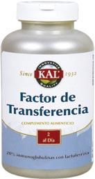 Kal Factores Transferencias 60 Cap