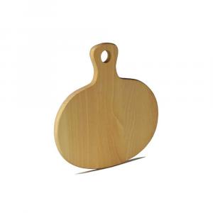 Tagliere ellisse in legno di Faggio