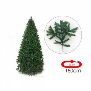 General Trade Albero Di Natale Stella Alpina 1,80Mt
