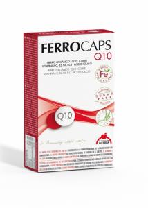 Intersa Ferrocaps Q10 60 Caps