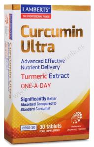 Lamberts Curcumin Ultra 30 Tab