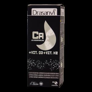 Drasanvi Mineral Calcio Vitamina D3 K2 90 Comp