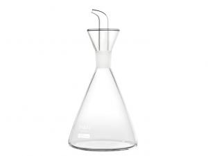Ampollina per olio in vetro da 120cc