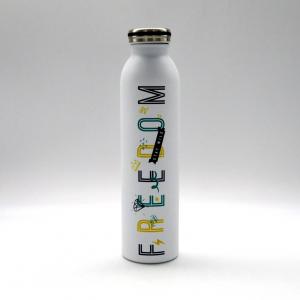 Bottiglia termica Freedom bianca 750ml