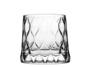 Bicchiere acqua whisky tumbler 30cl base larga