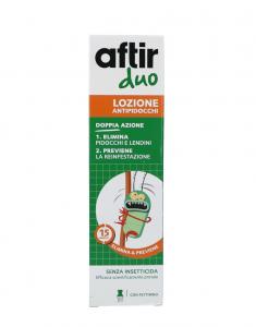 Aftir Duo Lozione AntiPidocchi e Lendini 100 ml.