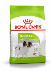 ROYAL CANIN X-Small Adult Secco Cane 500gr o 1,5kg