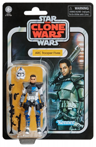 Star Wars -  Vintage Collection Action Figure: ARC TROOPER FIVES (The Clone Wars) by Hasbro