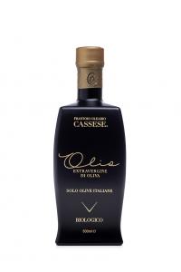 Olio extra vergine d'oliva Biologico 100% Italiano - Frantoio Oleario Cassese