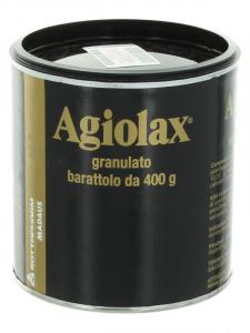 Agiolax*os Granulato Barattolo da 400g