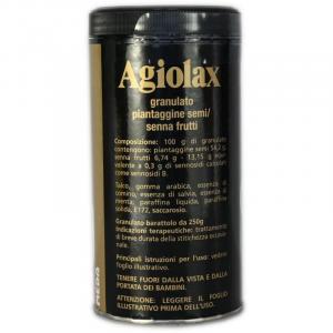 Agiolax*os Granulato Barattolo da 250g