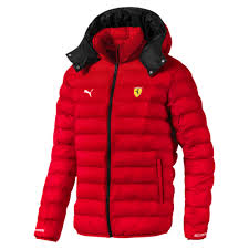 Scuderia Ferrari SF Eco PackLife Jacket Puma Red