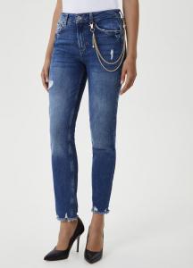 LIU JEANS UF0034D4524 jeans b.up cute vita alta
