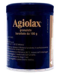 Agiolax*os Granulato Barattolo da100g