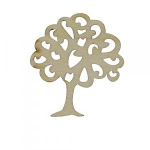 Albero della vita legno traforato pick