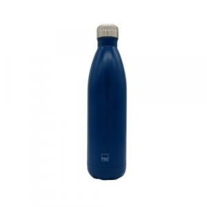 Bottiglia termica blu 750ml 12 ore caldo freddo