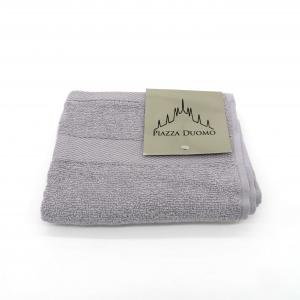 Asciugamano ospite cotone 40x60 grigio