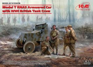 Model T RNAS Armoured Car