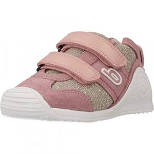 Scarpe bambina Biomecanics numeri dal 19 al 24 rosa glitter