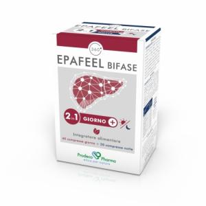 Prodeco Pharma Epafeel Bifase Benessere Fegato 60 compresse