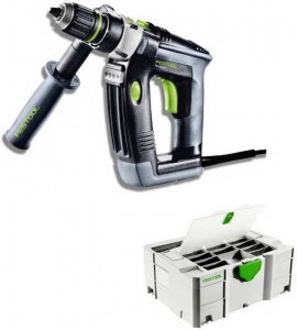 Festool TRAPANO PERCUSSIONE PD 20/4 E FFP-PLUS