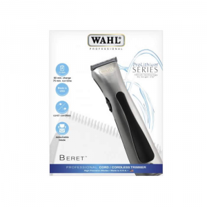 Wahl Lithium Ion Beret Professional Cord/Cordless Trimmer
