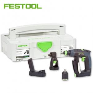 Festool TRAPANO AVVITATORE BATTERIA CXS LI 1.5 SET 564271