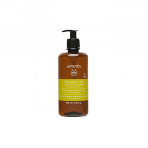 Apivita Frequent Use Gentle Daily  Shampoo  Camomile And Honey 500ml