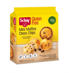 Dr. Schar Mini Muffins Choco Chips