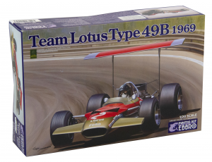 Kit Team Lotus Type 49B 1969 1/20