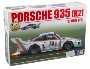 Kit Porsche 935 K2 1977 Drm Version 1/24