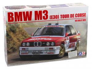Kit Bmw M3 E30 Tour De Corse 1989 Rally Version 1/24