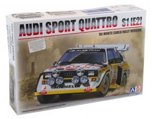Kit Audi Sport Quattro S1 Montecarlo 1968 1/24