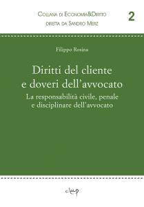 Diritti del cliente e doveri dell'avvocato