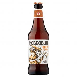 Birra Hobgoblin Gold Beer CL.50