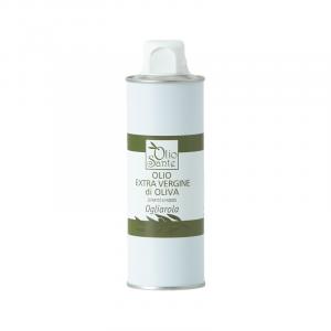 Olio Evo Ogliarola 250ml 2019/20- Olio extravergine di oliva Pugliese cultivar Ogliarola Sante in latta da 250 ml - Terre di Ostuni-2
