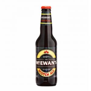Birra Mcewan's Scotch Ale CL.33