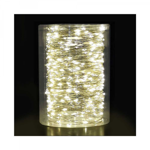 General Trade Catena di Luci 180M Led Bianco Caldo