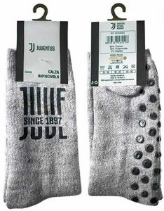 Calze antiscivolo numero 43/46 Juventus spugna