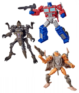Transformers Generations War for Cybertron Action Figures: CORE CLASS - SERIE COMPLETA by Hasbro