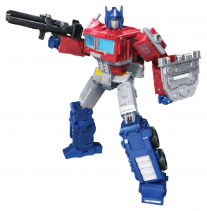 Transformers Generations War for Cybertron Action Figures: CLASS LEADER - OPTIMUS PRIME by Hasbro